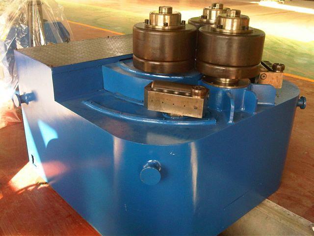 W24S-100型材弯曲机
